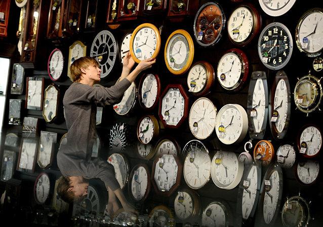 乌里扬诺夫斯克州将把时间调为比莫斯科时间早1小时
