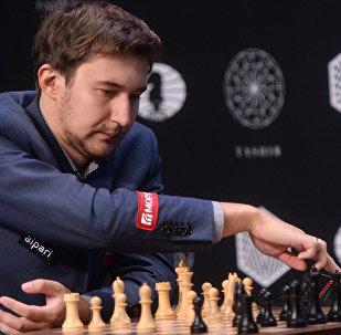俄棋手卡尔森