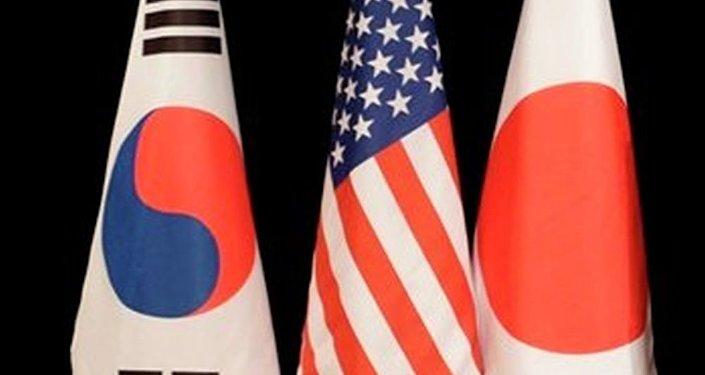 美日韩呼吁朝鲜放弃挑衅行为