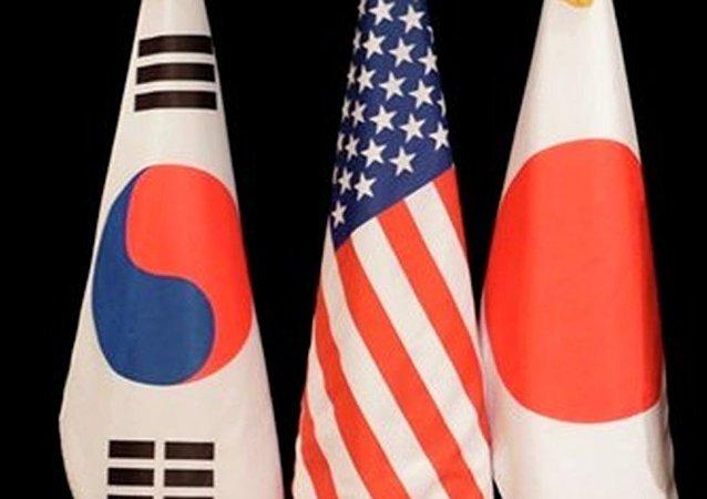 韩国总统认为无需与美日两国建立军事联盟