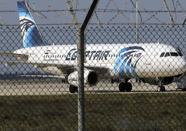 埃及航空部:被劫A320飞机上还剩下7人