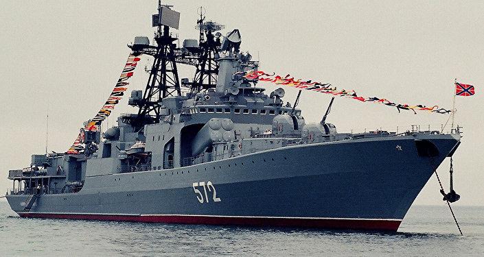 '維諾格拉多夫海軍上將'號大型獵潛艦