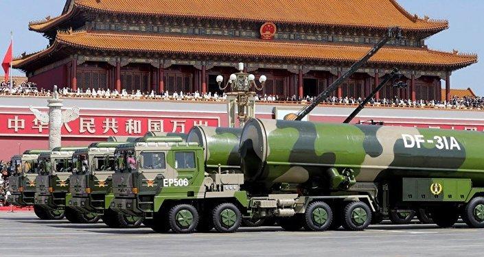 俄专家:中国高精度弹道导弹制造领先美国