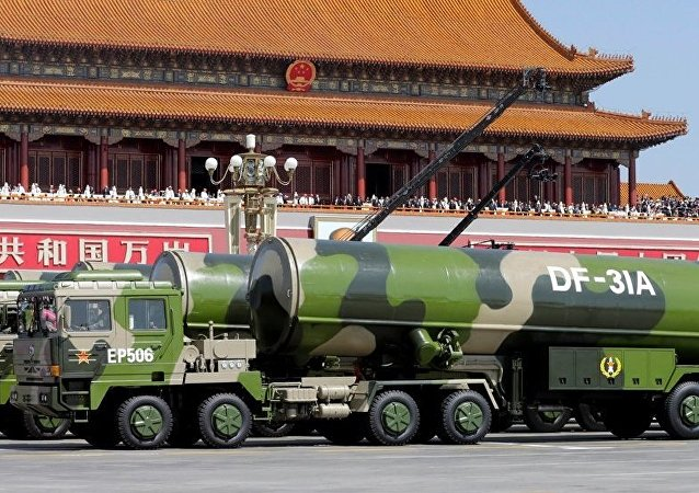 俄專家:中國高精度彈道導彈製造領先美國