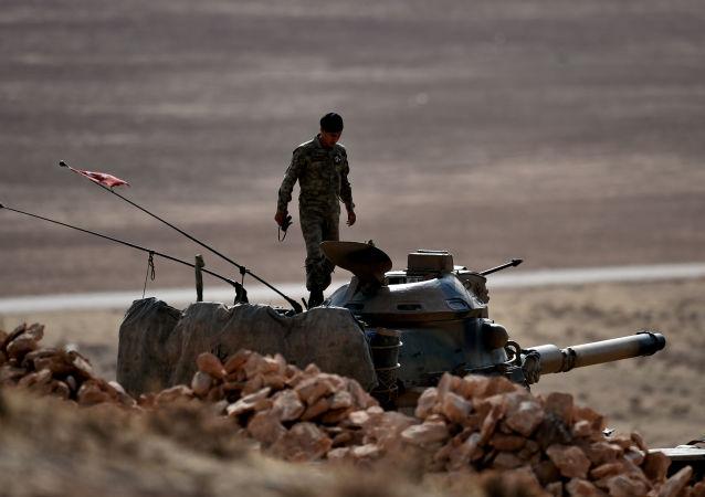 土美軍方同意履行敘曼比季計劃