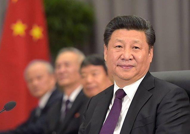 中国国家主席习近平/资料图片/