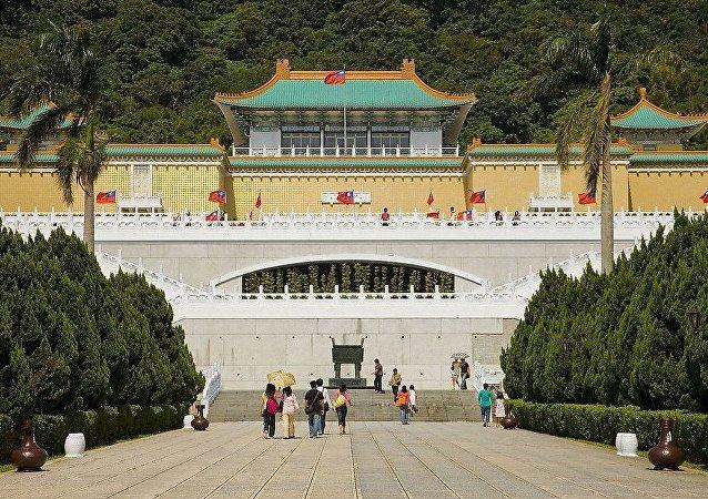台北故宫博物院名列2015年参观人数最多的十大博物馆