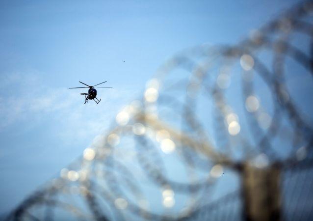 乌克兰西部拘捕使用直升机运送移民的承运人
