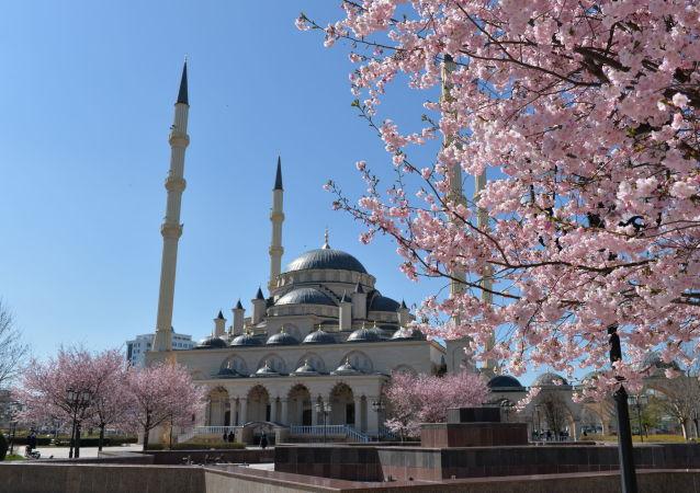 Мечеть Сердце Чечни имени Ахмата Кадырова в Грозном