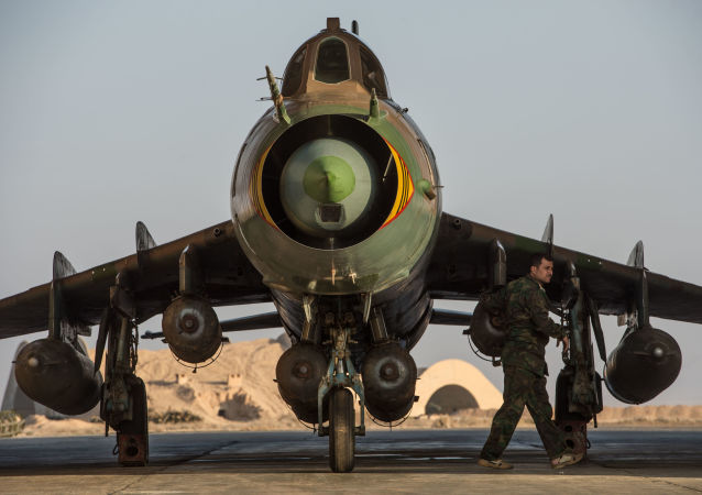 叙利亚空军的苏-22