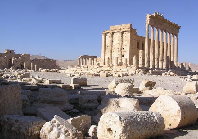 敘利亞34座博物館展品在遭「伊斯蘭國」進攻前已經隱藏