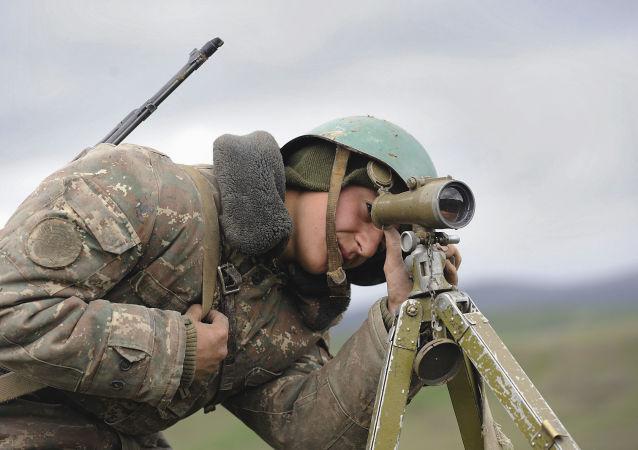 阿塞拜疆和纳卡共和国宣布停火