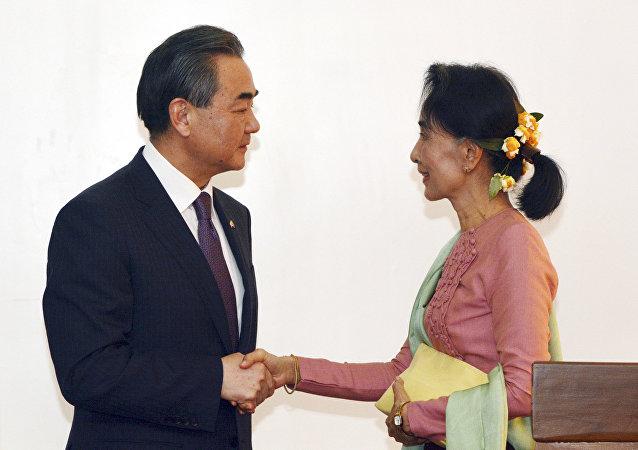 媒體:中國計劃同緬甸解決商業爭端