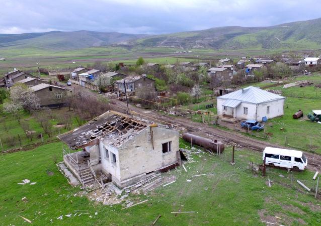 未獲承認的納卡共和國國防部稱卡拉巴赫過去一晝夜內發生100次破壞停火的行為