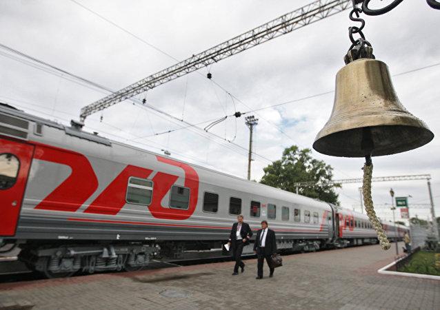 俄鐵路公司遞交需要金磚銀行融資的項目初步名單