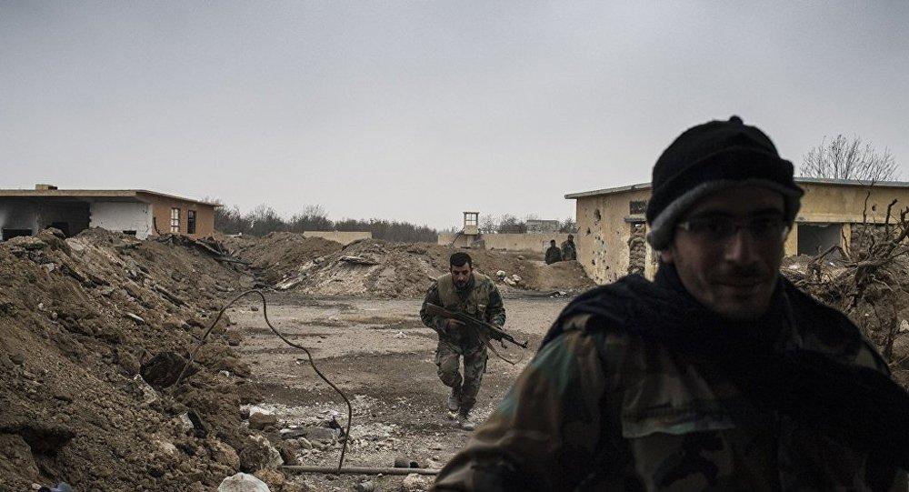 俄国防部:叙利亚一昼夜发生7次破坏停火事件