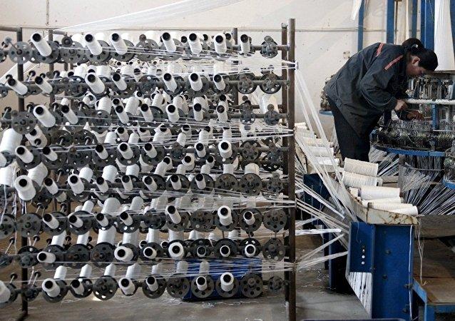 中国成为全球制造业首选生产基地
