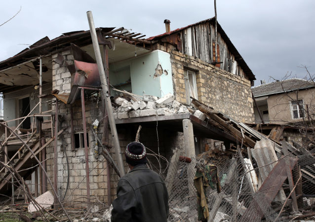 未獲承認的納卡共和國國防部稱卡拉巴赫過去一晝夜內發生60次破壞停火的行為