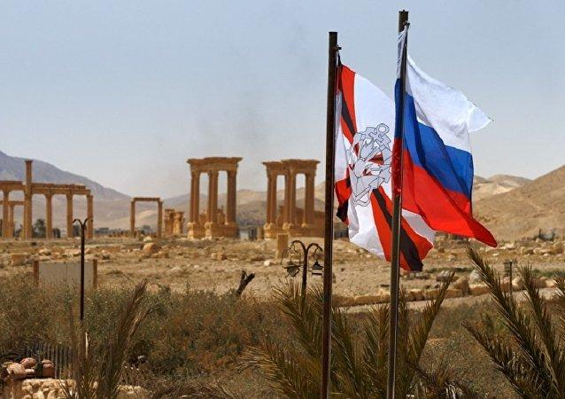 俄文化部长称联合国教科文组织精神上支持俄专家在巴尔米拉工作