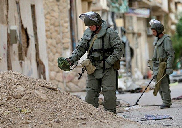 俄国防部:不超过2.5万俄公民将获在叙行动老兵地位