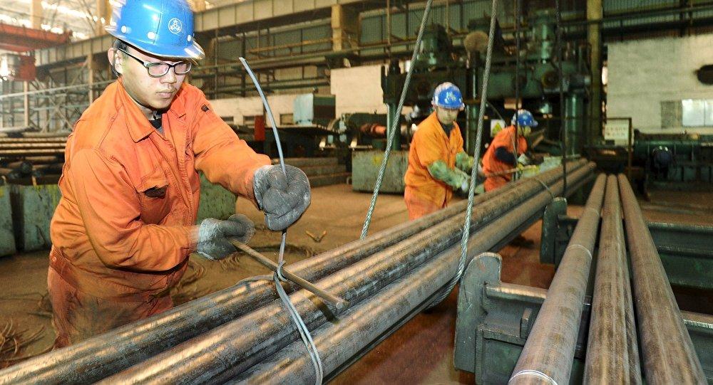 中国外交部:G7峰会应以客观公正态度看待中国钢铁产能过剩