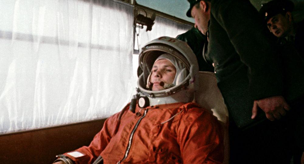 奇異犯罪:加加林訓練用過的氣壓艙在莫斯科被盜
