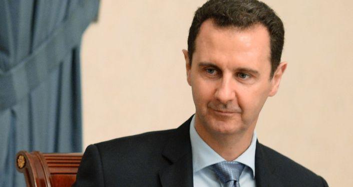 阿薩德:任何沒有獲得敘政府同意的軍事行動視為入侵行為