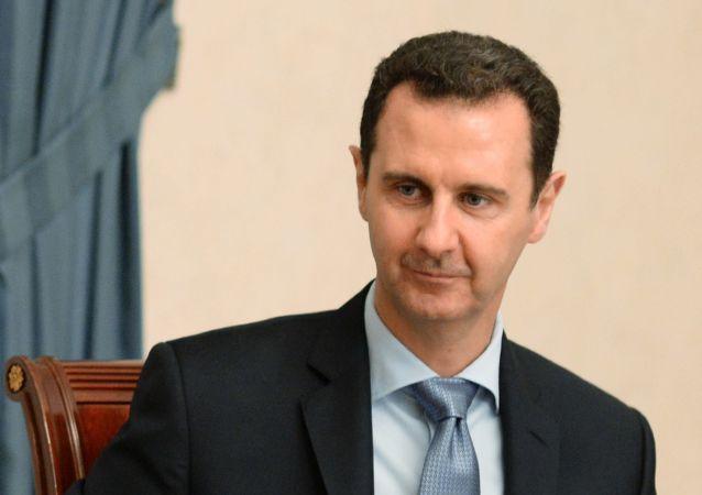 普京:阿薩德願意與包括武裝反對派在內的反對力量對話