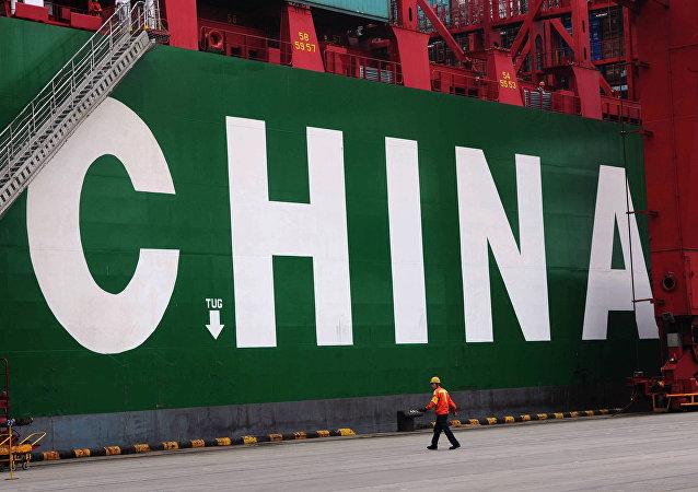 经合组织预测2017-2018年中国经济增速放缓