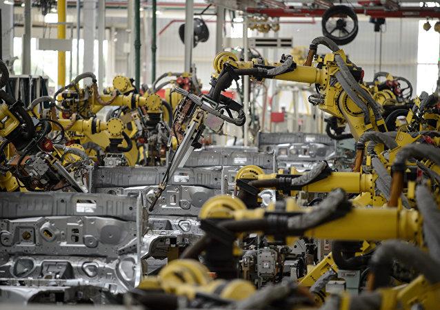 研究表明:俄羅斯年輕人不懼怕機器人化