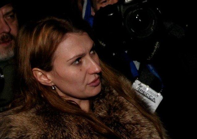 達里婭•莫羅佐娃