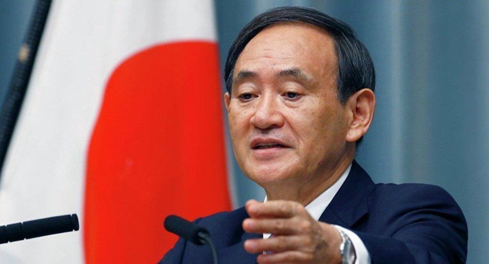 日本内阁官房长官:美日政府间未讨论过修改安保条约
