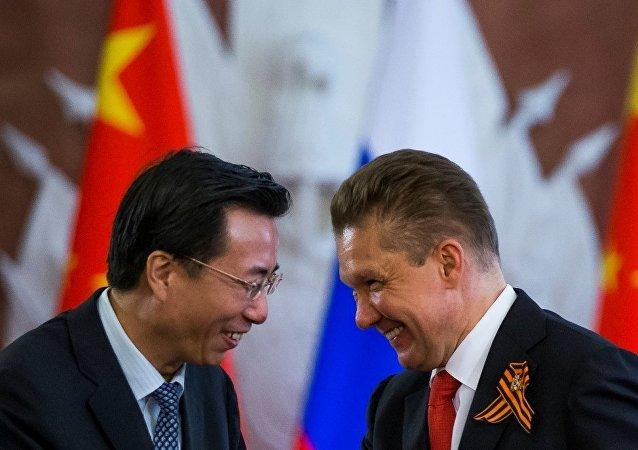 俄氣:該公司與CNPC接近於簽署西線合同