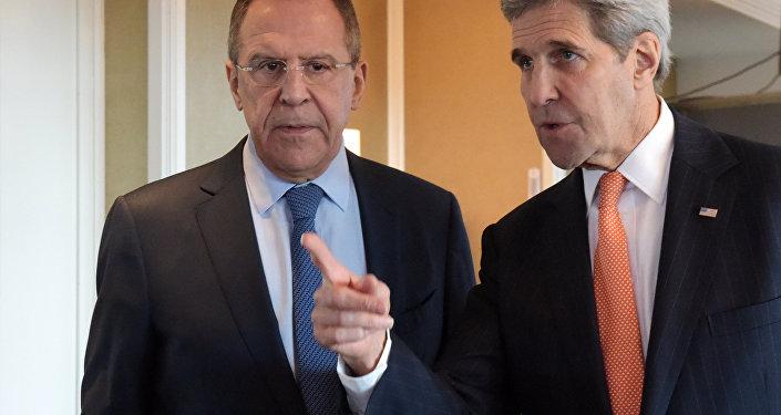 俄外交部:俄外長與美國務卿通電商討敘停火等問題