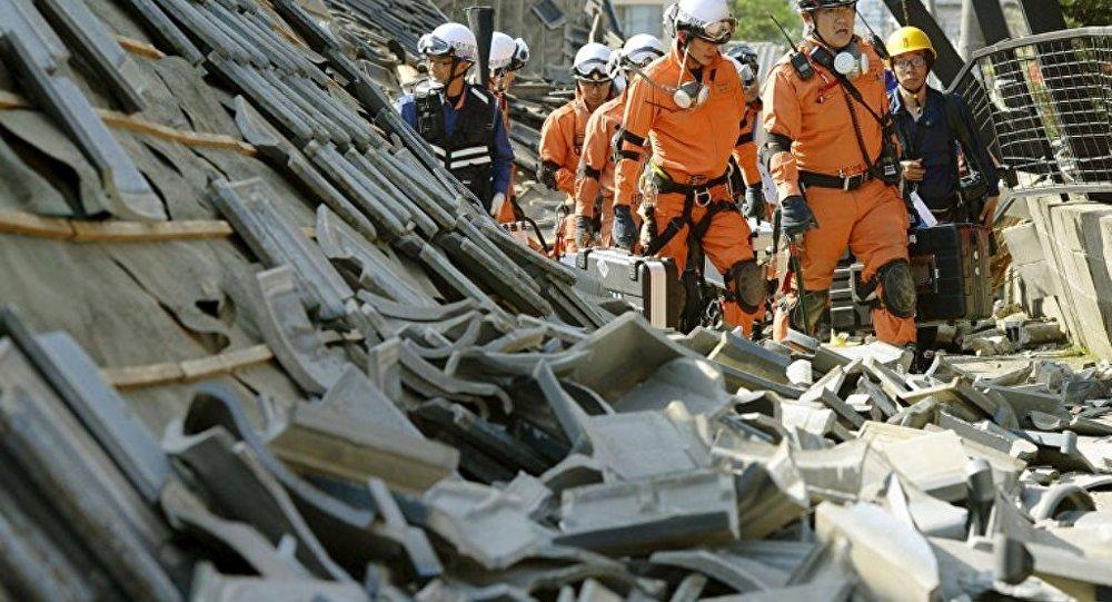媒體:日本西南部地震致死人數增至29人