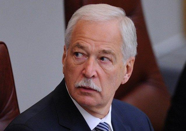 統一俄羅斯黨最高委員會主席格雷茲洛夫