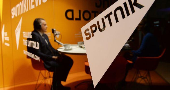 俄罗斯卫星通讯社兼广播电台