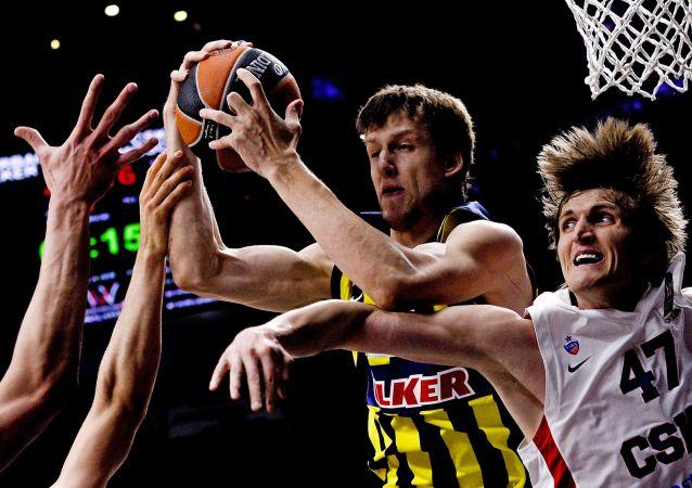 欧洲篮球协会: 参加2017年欧洲篮球锦标赛的球队由14支减至8支