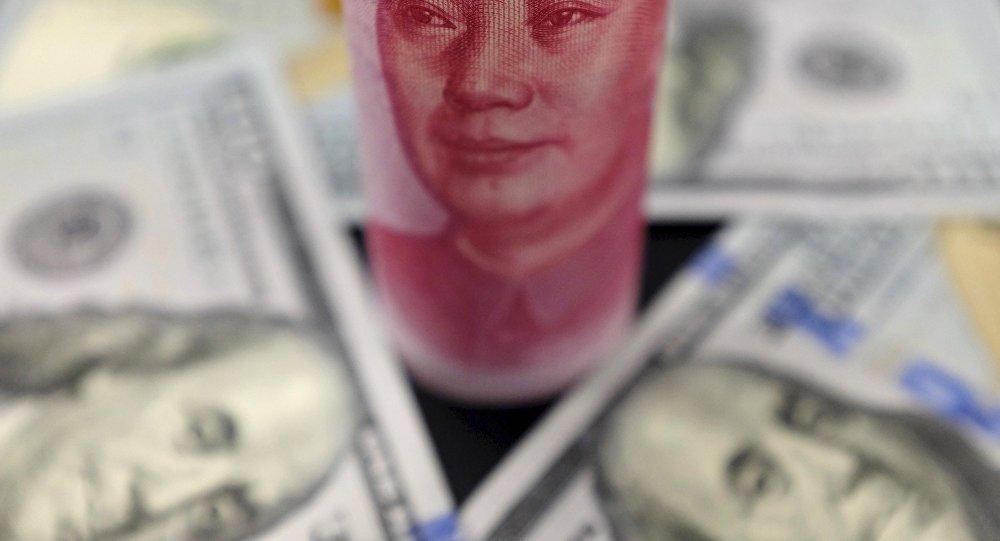 俄媒:中国针对美国启动秘密武器