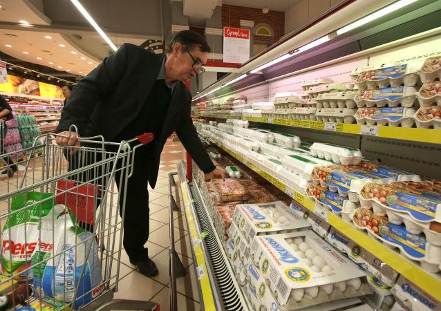 俄羅斯人眼中的優質食品:無人工添加劑、保持期不長