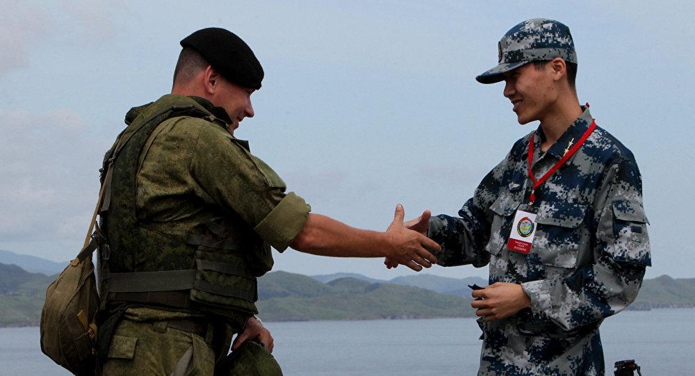 军事专家:中俄应在军事领域结成特殊友军关系