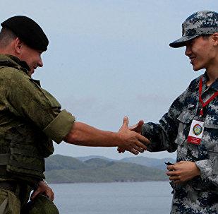 2019年中俄将确保两军关系持续高位运行