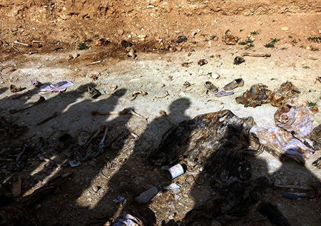 敘利亞軍隊最後一次建議「達伊沙」的武裝分子繳械投降