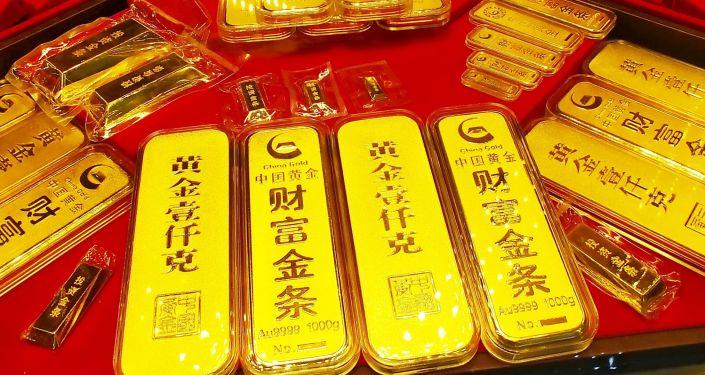 中国黄金生产消费量持续全球第一