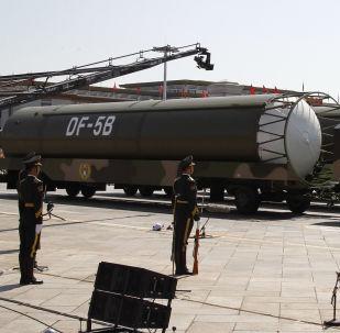 博爾頓:中國彈道導彈總數的一半與中導條約不符