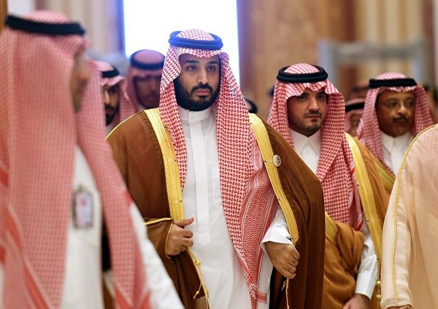 媒体:沙特王储抵达巴基斯坦进行正式访问