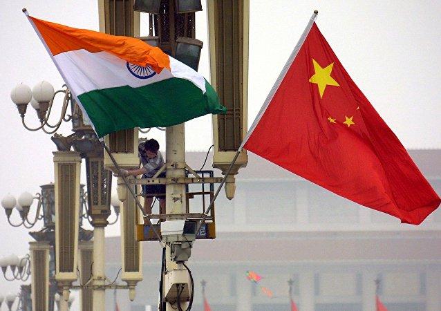 中國外交部:中方堅決反對印度領導人到爭議地區活動