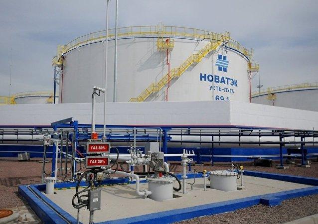 俄诺瓦泰克公司:公司正研究与中国小型液化天然气工厂项目合作前景