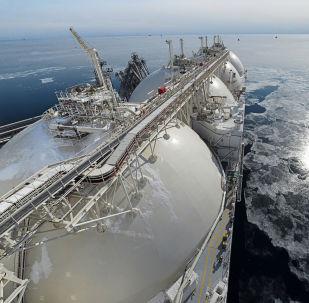 液化气运输船