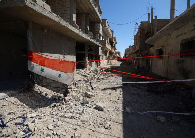 俄外交部呼籲國際紅十字會和聯合國協助在敘阿勒頗開通人道主義走廊
